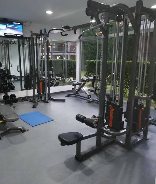 BELLAVISTA GYM PESAS