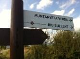 Nueva señalización de la ruta en bicicleta por la Marjal de Pego-Oliva
