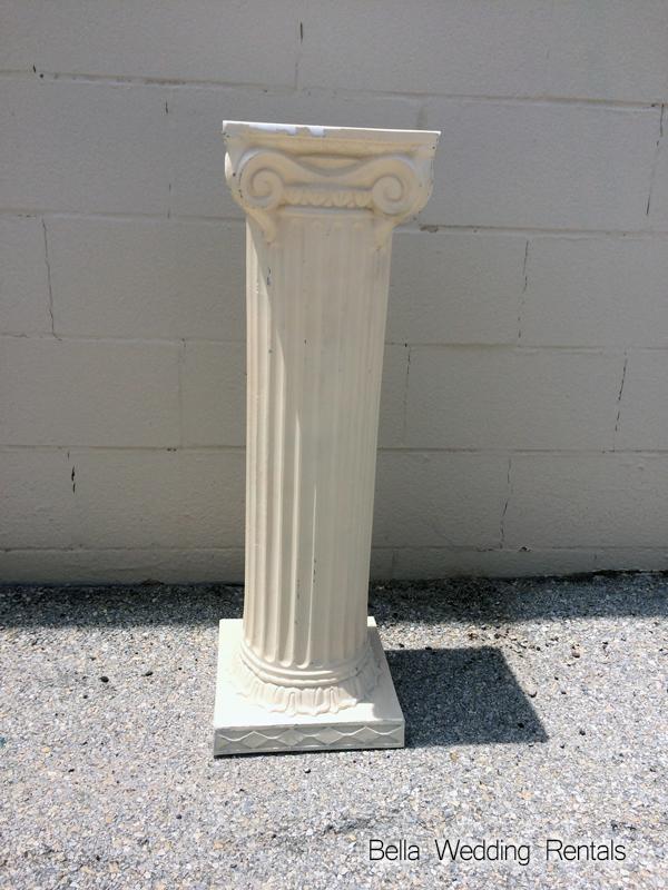 Columns For Weddings Columns Wedding Columns Wood