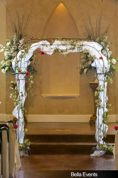 Columns For Wedding Altars