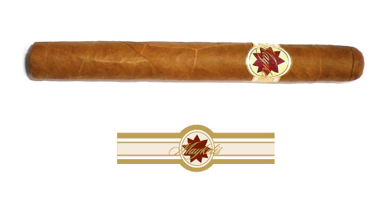 Maykelis cigars banderole design