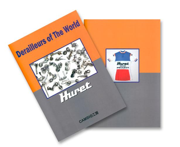 Derailleurs of the World - Huret
