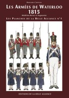 Planches N1: Les Armees de Waterloo 1815 - Couverture
