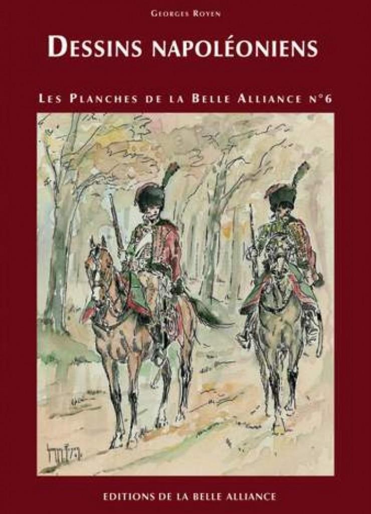 Planches N6: Dessins napoleoniens - Couverture