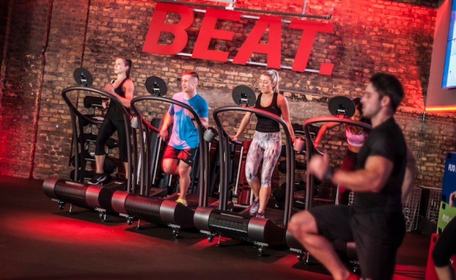 Beat at Fitness First