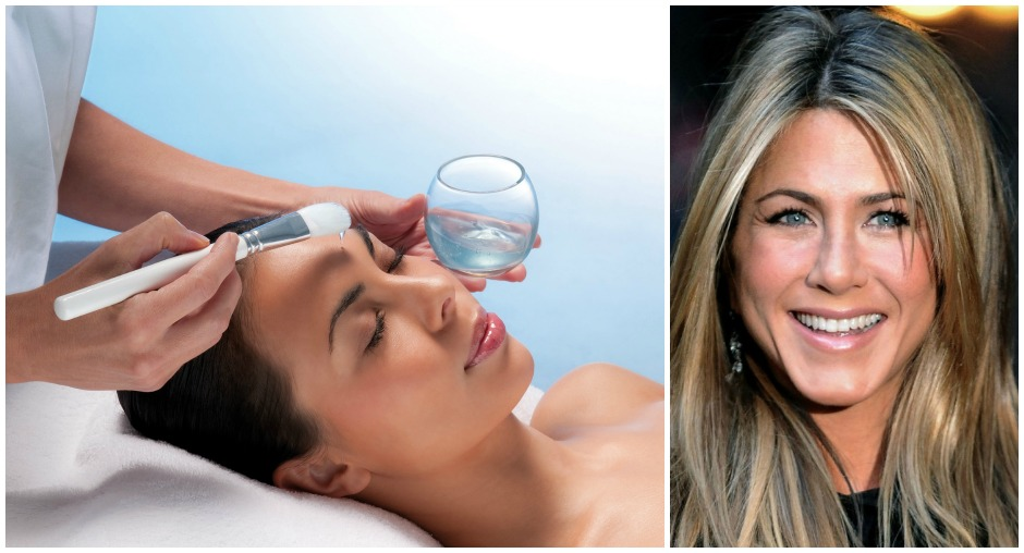 Cadogan Clinic facial