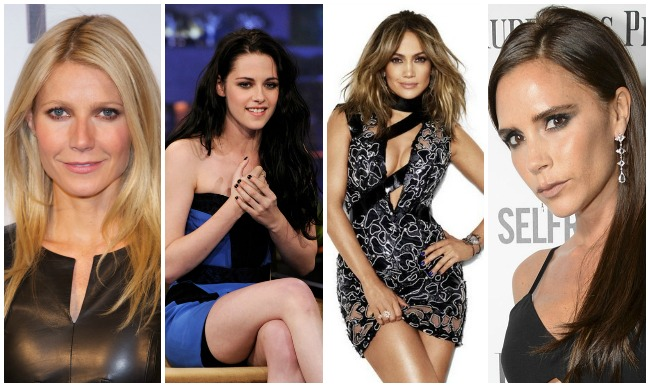 Celebrity Beauty Tricks