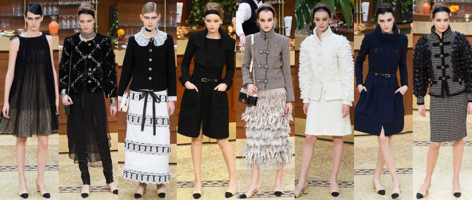 Chanel PFW AW15