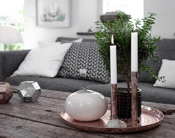 Copper - via Daniella Witte blog