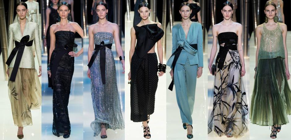 Couture 2015 Armani