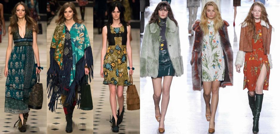 Fashion trend boho
