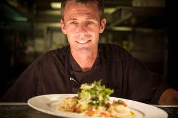 Garry Durrant, Head Chef at Hunter 486 in The Arch London