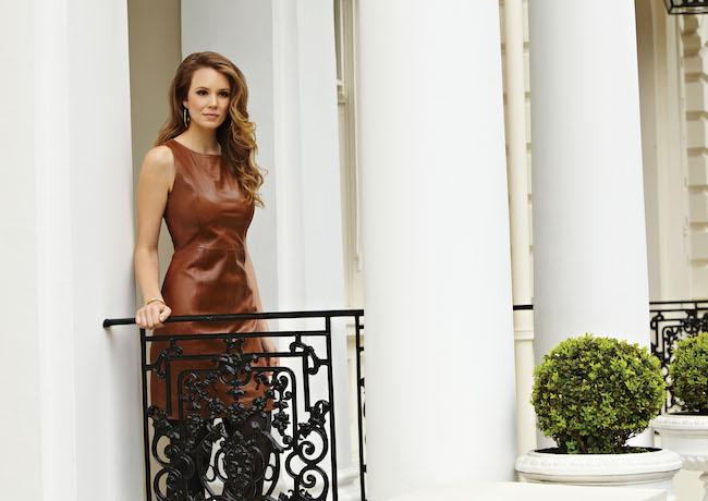 Leather Dress Kaliko