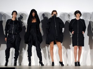 UK Fashion: University of Salford Fashion students degree show at Manchester Town Hall