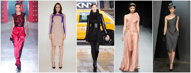 New York Fall Fashion Week 2012