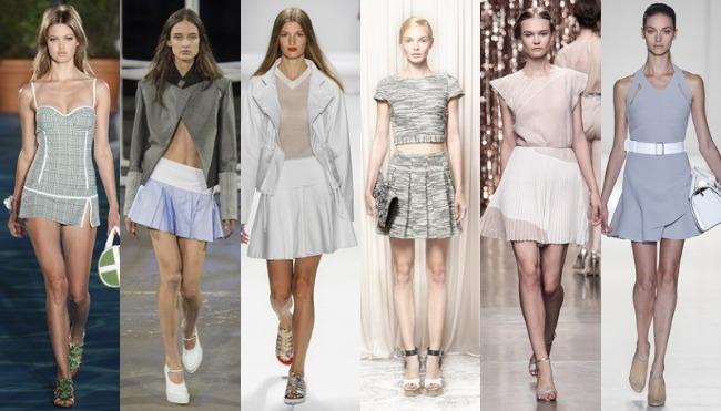 NY SS14 Tennis Skirts