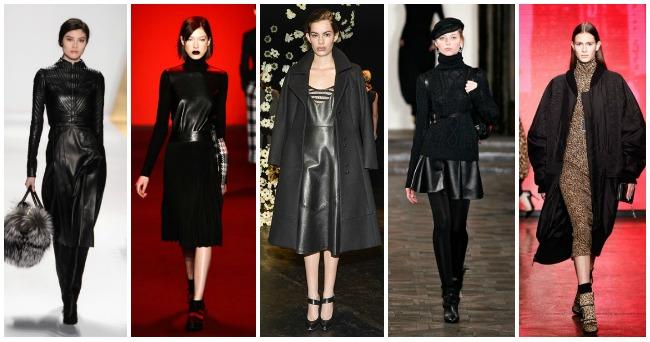 NYFW Leather