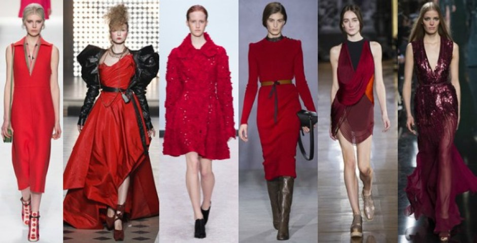 PFW AW14 red