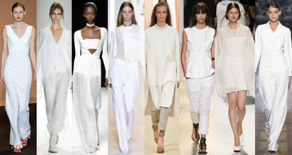 Paris Fashion Week Trends SS15 FRESH