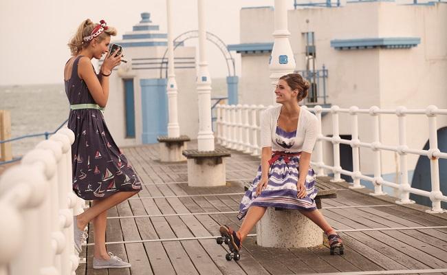 Seaside Fashion Laura Ashley