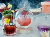 Sofitel St James bar offers an extraordinary cocktail choice
