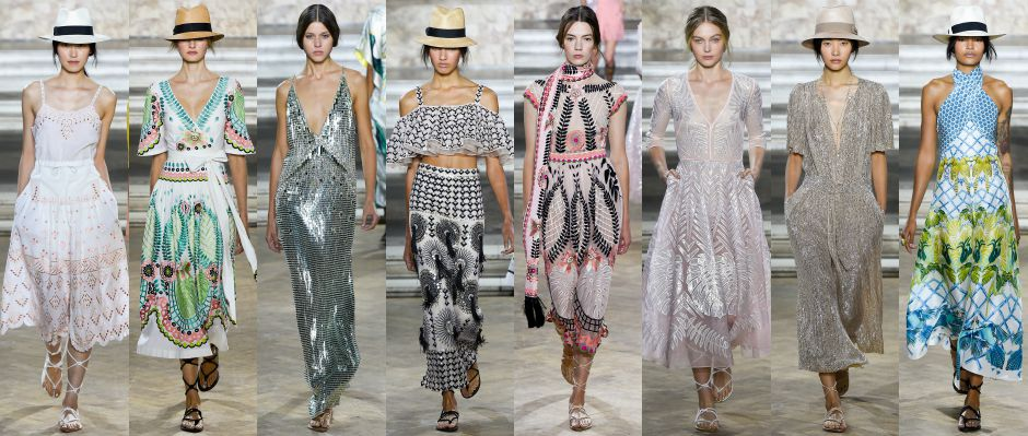 Top 10 Designers From London Fashion Week Ss16belle About Town Belle About Town
