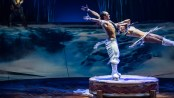 Cirque du Soleil's TOTEM at the Royal Albert Hall features breathtaking and death defying performances
