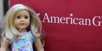 The American Girl doll is one of the most covetable American items I can think of