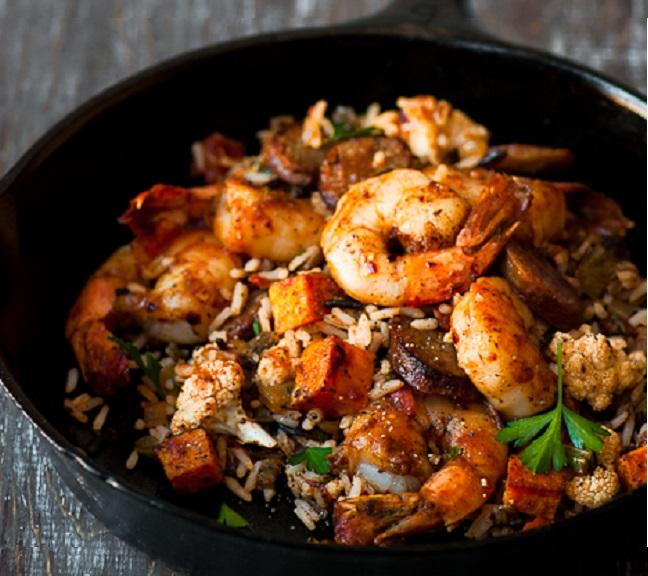 chx-shrimp-dirty-rice