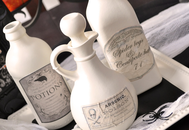 Deathly Potions