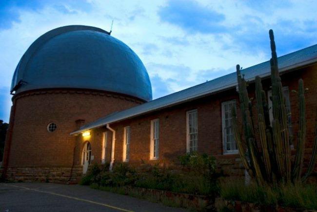 The Observatory Restaurant, Johannesburg