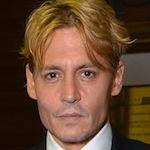 johnny depp blond