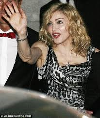 madonna bingo wings