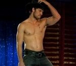 Alex Pettyfer Magic Mike