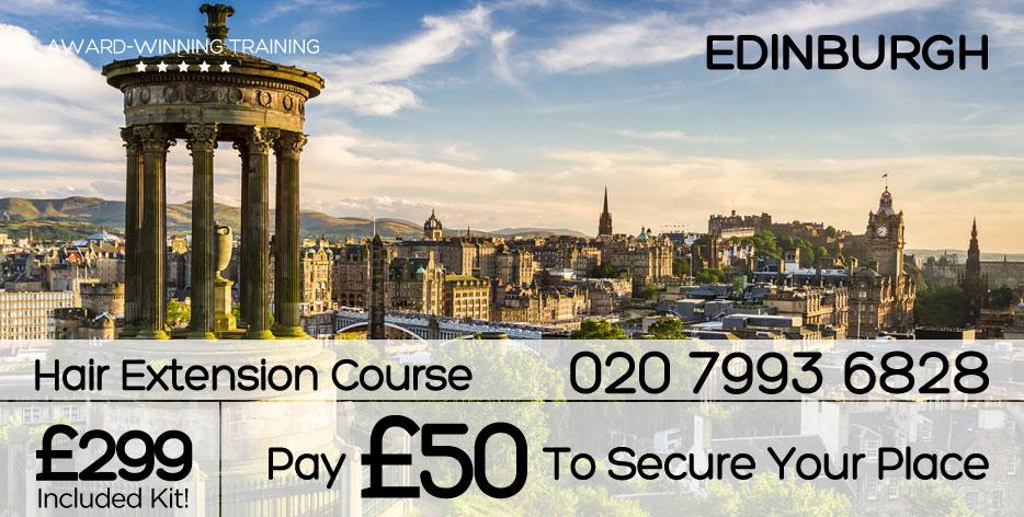 Edinburgh Hair Extension Course