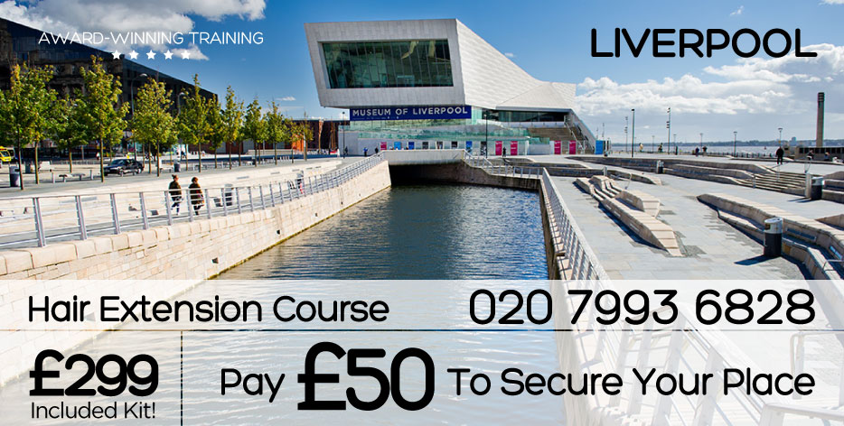 Liverpool Hair Extension Course