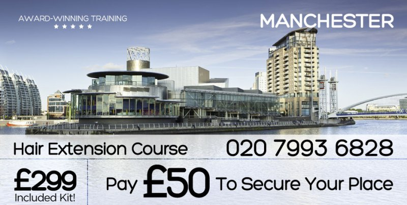 Manchester Hair Extension Course