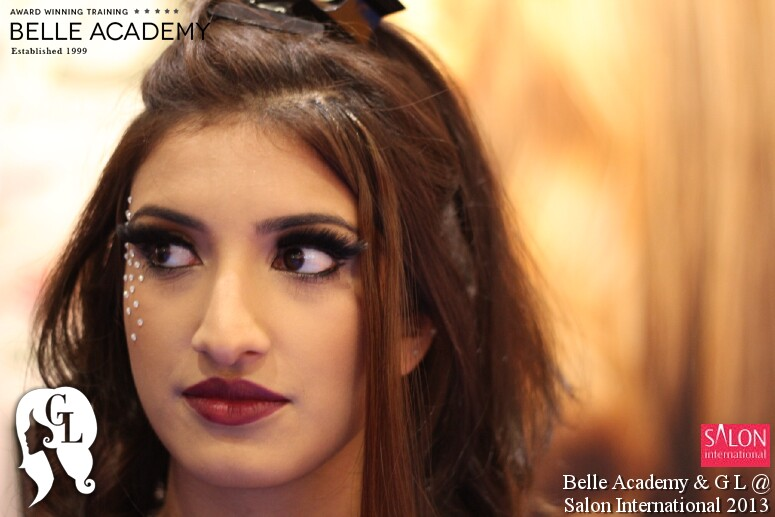 salon-international-model-jazzy-hunjan-eye-shot