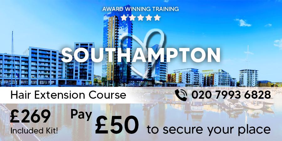 Southampton Hair Extension Course