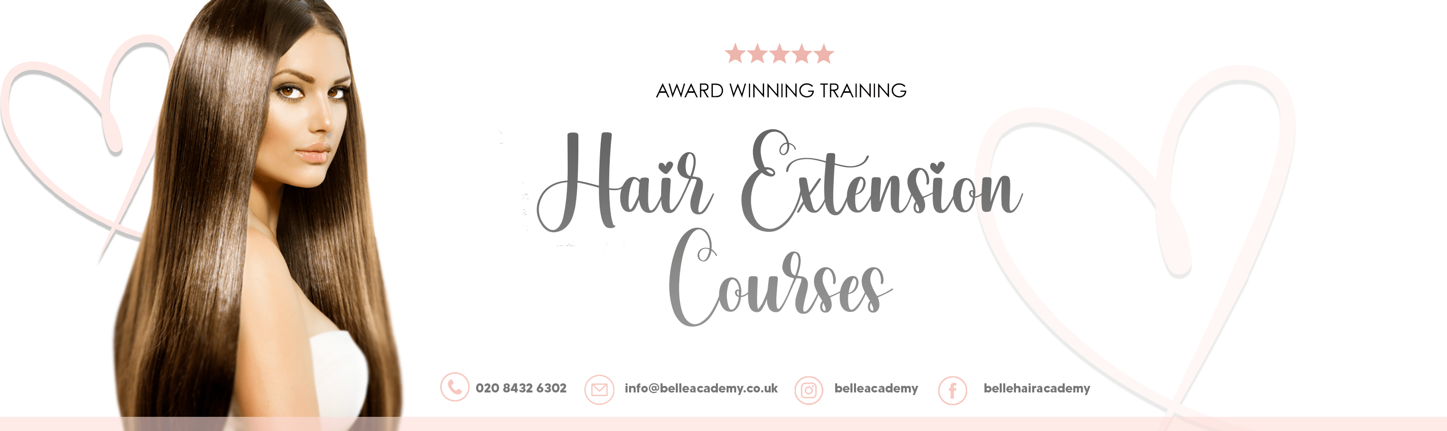 Belle Academy Hair Course