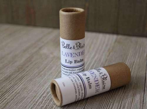 Eco Lavender Lip Balm