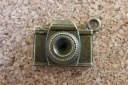 Caméra bronze 21x16mm, Emballage de 5 pour 2.75$