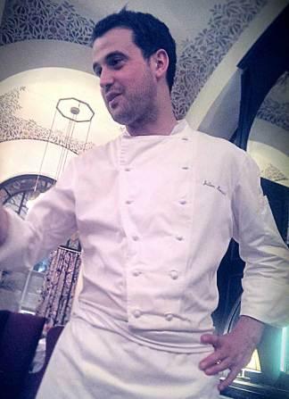 Julien Boscus - Chef Les Climats