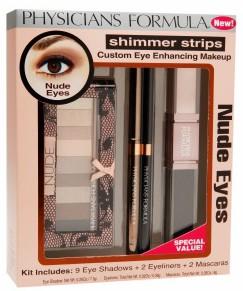 Physicians Formula Shimmer Strips Nude Kit - R329 ($28)