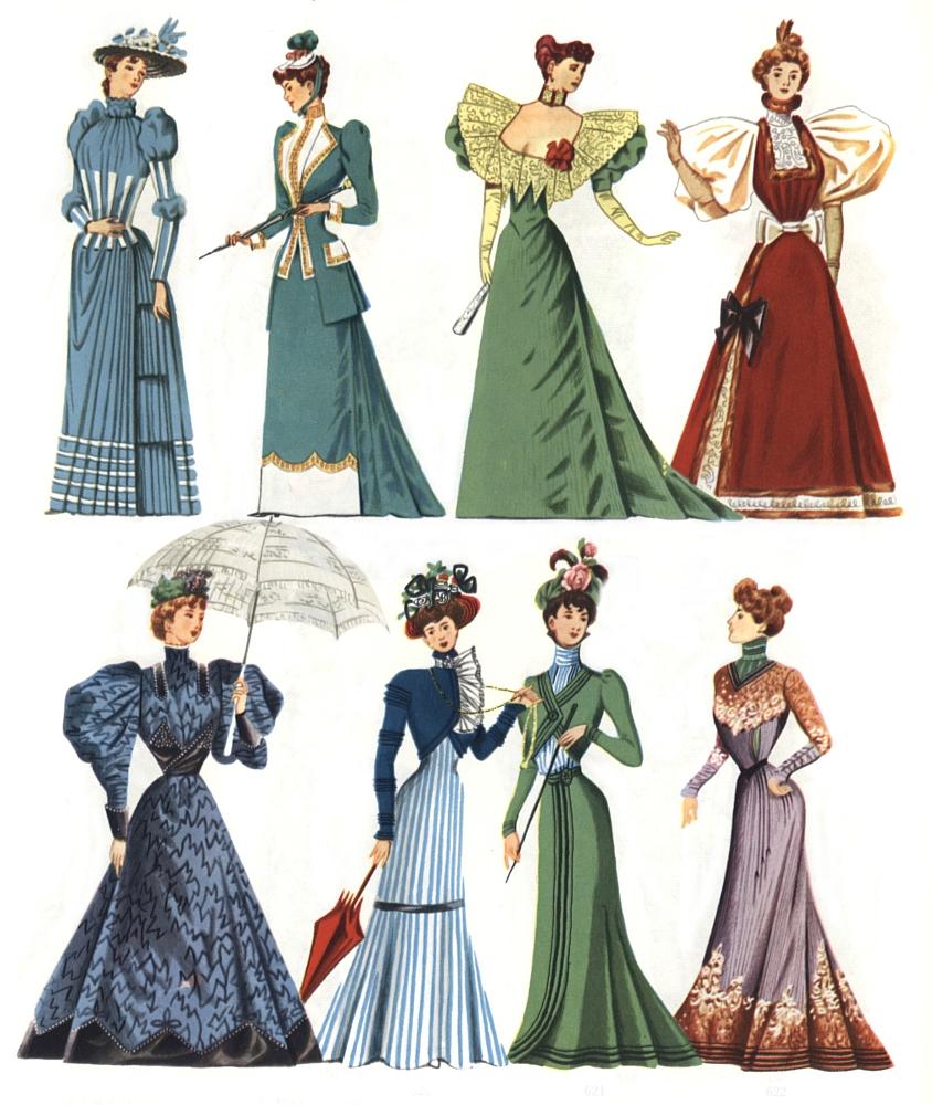 Belle Epoque Couture Website Von Beata Sievi Zum Thema