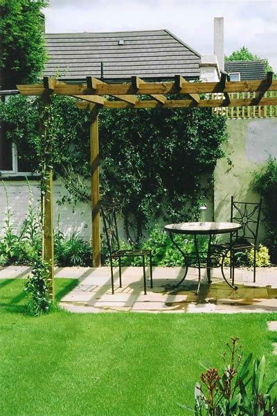 Pergolas And Arbours Belle Gardens 01580 201354