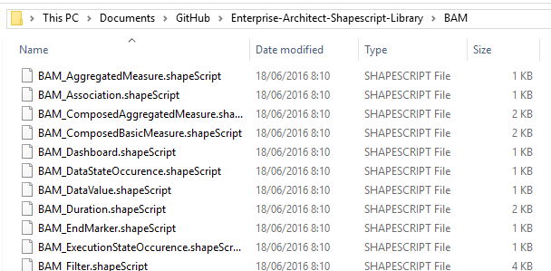 Shapescripts saved