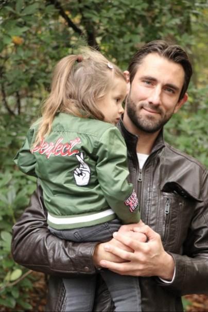 Louane & papa, dikke liefde <3
