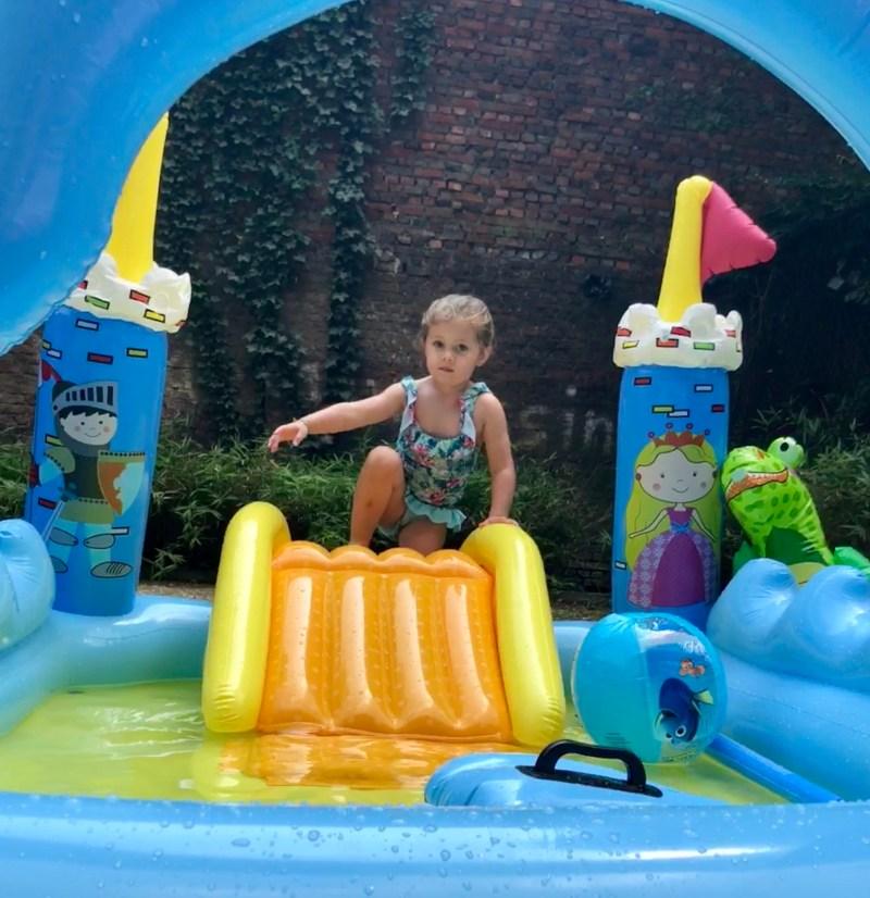 Opblaasbaar zwembad bol.com