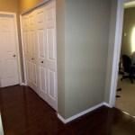 Hallway Linen Closet Bellemont Rental Home